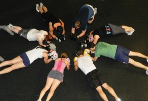 Boxing Class at Conan Fitness Gym