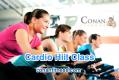 Cardio Hiit fitness class at conan