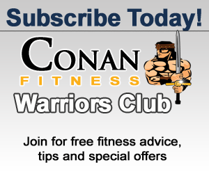 Join Conan Warriors Club