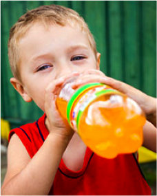 Soft Drinks Linked To Aggression In Younger Children