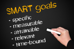 Set up Your Year by Setting Your Goals