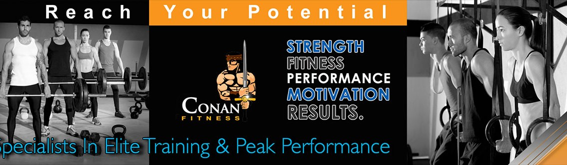Conan Personal Training - Results Guaranteed