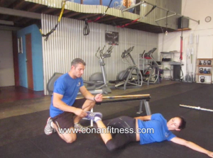 Exercise Of The Month – TFL Stretch
