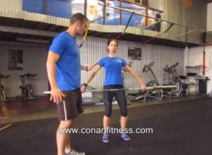Conan Health Club Gym In Perth