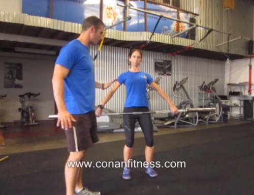 Exercise & Workout of Month: Snatch Grip Deadlift