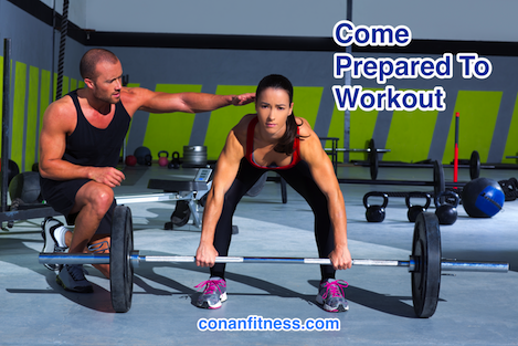 personal training classes