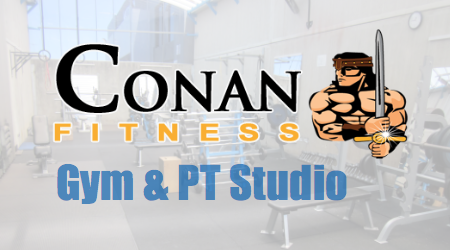 Conan Fitness Gym & Pt Studio