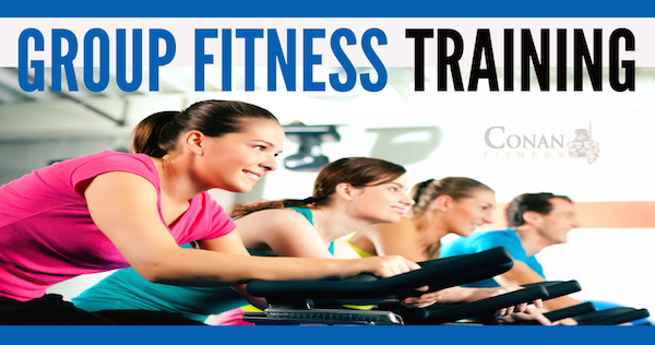 Group Fitness Classes at Conan Fitness