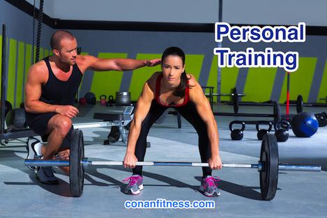 Personal Training Perth - #1 Guaranteed Results at Conan ...