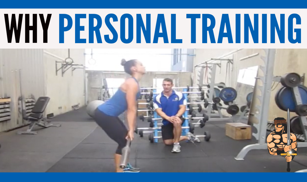 Why Personal Training at Conan Fitness