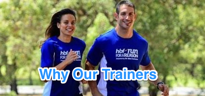 Why Choose Conan Fitness Personal Trainers