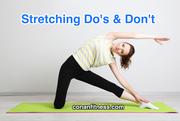 Stretching Do's & Don't