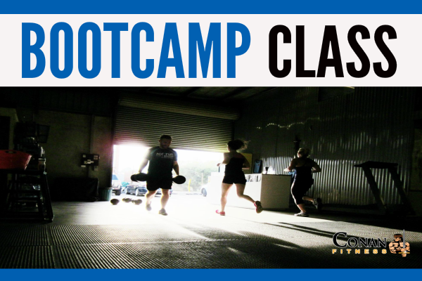 Perth Boot Camp Fitness Classes