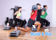 Build and Rip Group Fitness Class