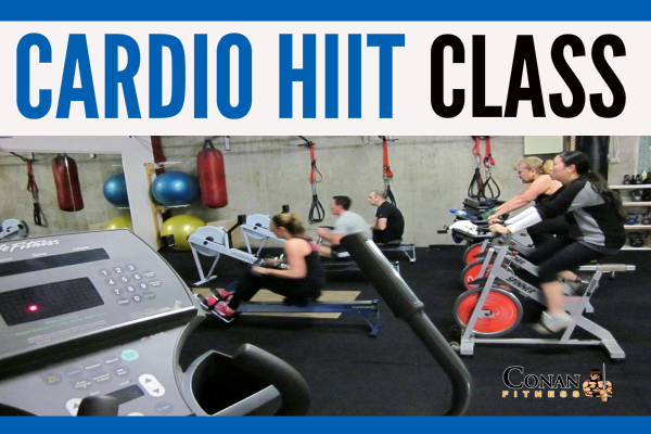 Cardio HIIT Fitness Classes