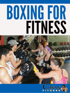 Boxing For Fitness Group Classes