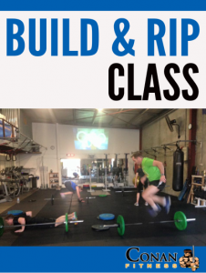 Build and rip class