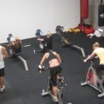 Conan Fitness Class