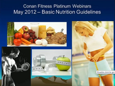 Basic Nutritional Guidelines