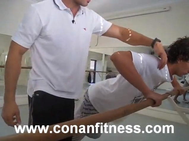 Push Up Exercise Of The Month - Conan Fitness