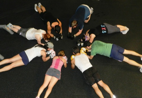 group fitness perth