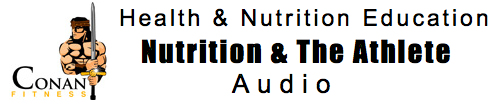 nutrition and the athlete