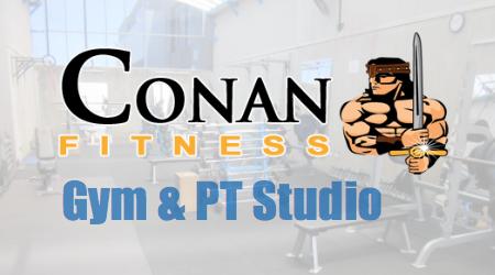 Conan Fitness Gym & Pt Studio