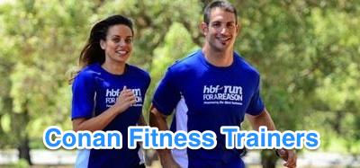 Conan Fitness Perth Trainers