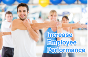 corporate fitness program