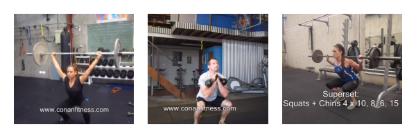Strength Training Program at Conan Fitness