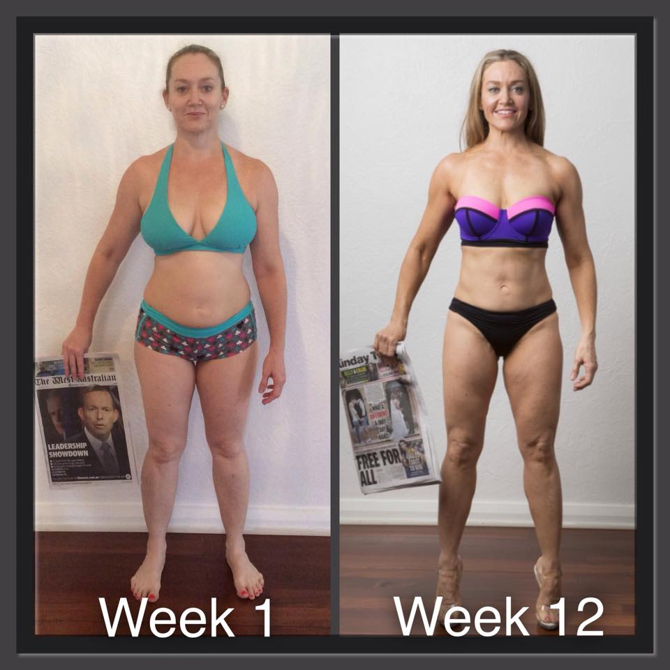 Conan Fitness 14 Wk Transformation Challenge