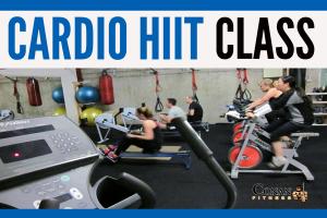 Cardio HIIT Fitness Classes