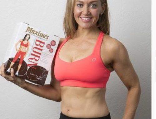 Justine Huggins Amazing Body Transformation