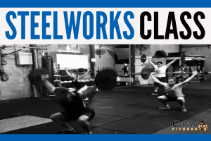 Steelworks Fitness Class