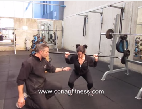 Exercise Of Month – Squat Part 2
