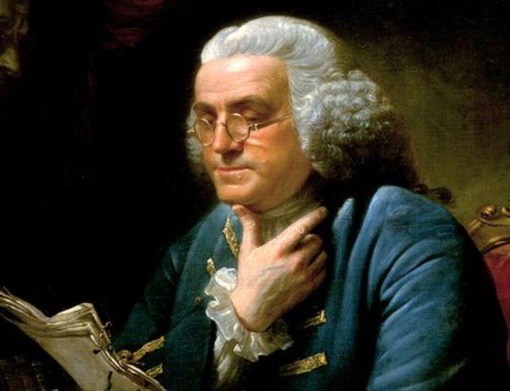 Benjamin Franklin's Secret to Fitness Success