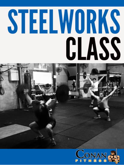 Steelworks - Conan Fitness - Personal Training Gym in Perth