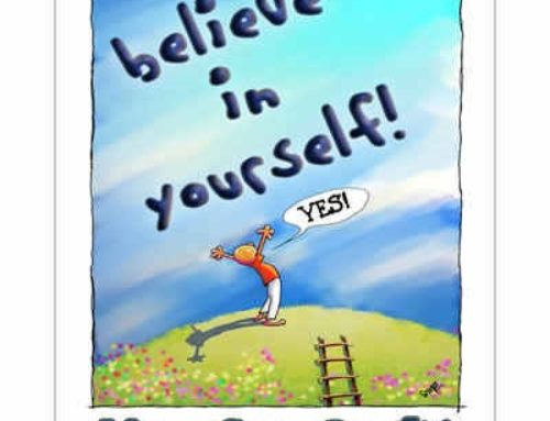 Self-efficacy Plays a Powerful Role in Health and Fitness