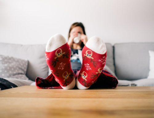 9 Ways To Stay Healthy This Christmas