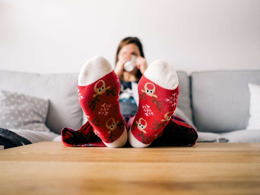 Don't be a couch Potato - Get Up and Get Active This Christmas
