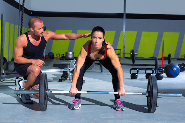 injury prevention when you train