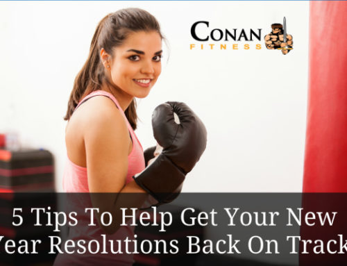 5 Tips To Help Get Your New Year Resolutions Back On Track!