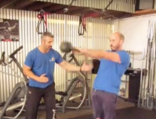 Kettlebell Swing – Common Problems & How To Fix It