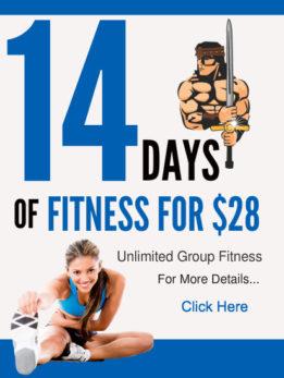 14 Days Fitness Offer